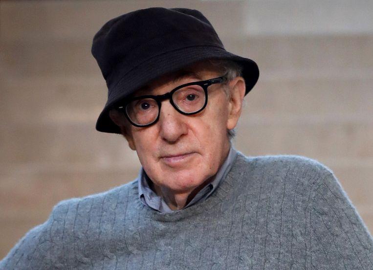 Woody Allen. Beeld EPA