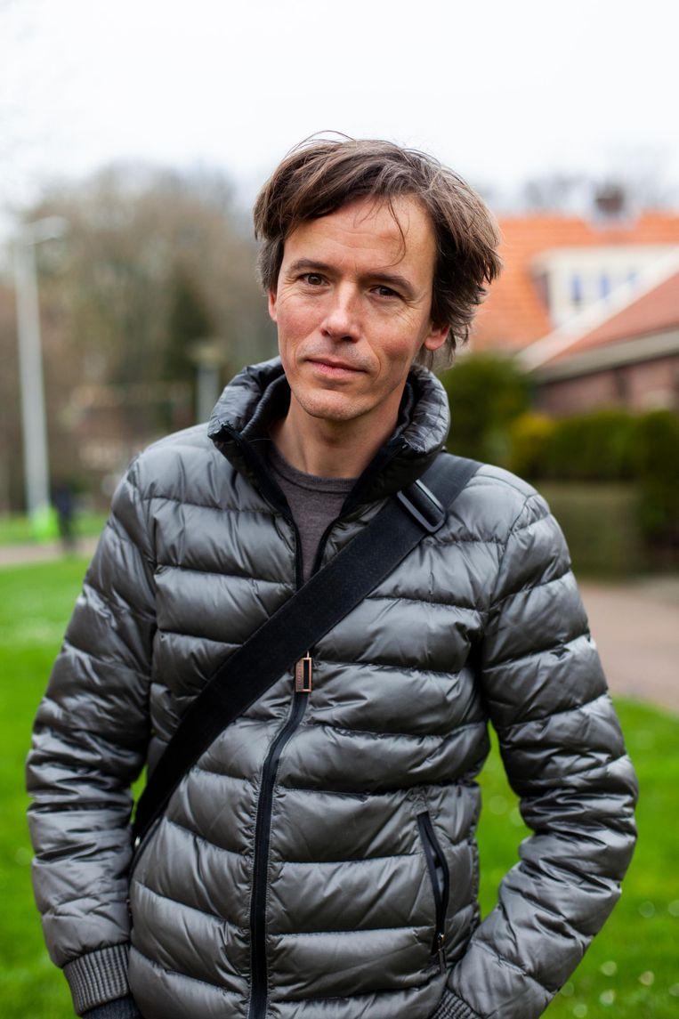 Erik van Daatselaar Beeld Lin Woldendorp