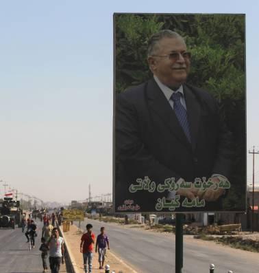 Koerdische droom strandt op verraad en verdeeldheid