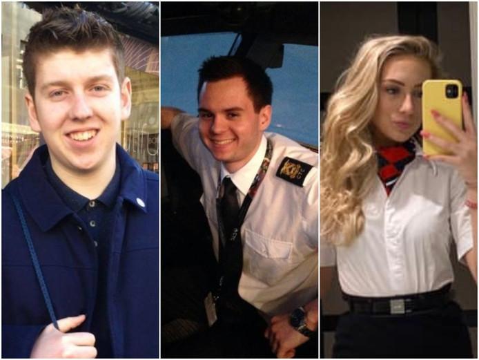 De bevriende stewards van British Airways