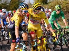 Pogacar brengt gele trui veilig naar Parijs, slotrit prooi voor 'groene' Sam Bennett