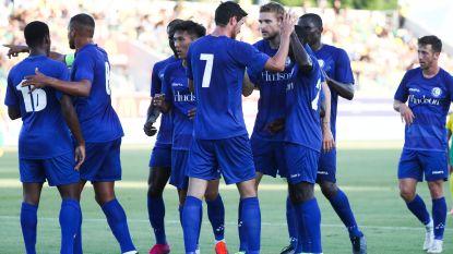 AA Gent geeft in slotfase overwinning uit handen bij Larnaca
