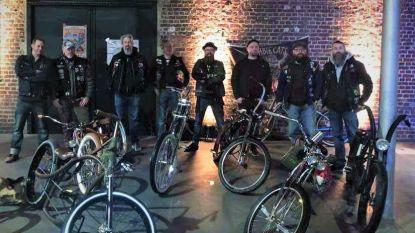 Zombie Cats Bicycle Club viert vijfde verjaardag met drie rondritten
