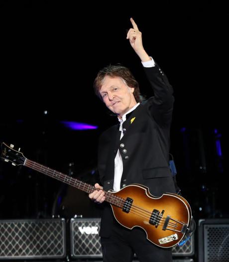 Paul McCartney na 36 jaar weer op nummer 1 met album