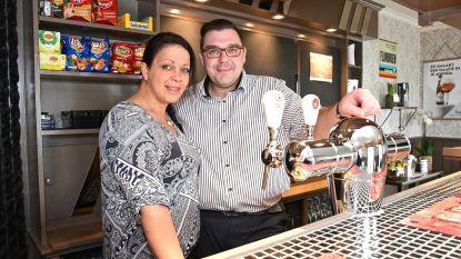 Malika en Steven baten voortaan café Sint-Pieter uit