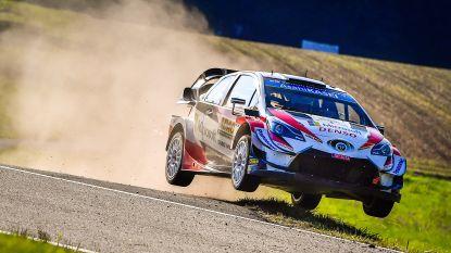 Tänak leidt comfortabel in Rally van Duitsland na pech Ogier en Neuville