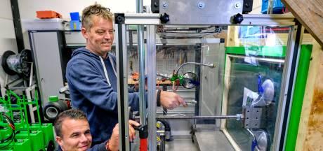 Dordtse 'Willy Wortel' kan aan de slag met revolutionaire uitvinding om asbest te verwijderen
