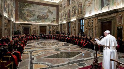 """Paus: """"Kerk heeft minder invloed"""""""