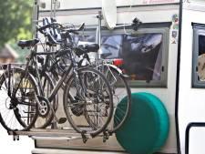 Politie: 'Caravan niet inpakken voor de deur'