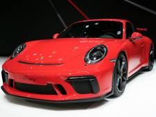 Horecaondernemer beroofd van sleutels Porsche