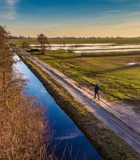 Zandweg dreigt te verdwijnen van Staphorsterveld
