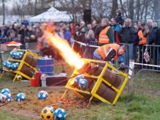 Hoewel burgemeester het graag anders ziet wordt er dit jaar in Zutphen gewoon geschoten met carbid