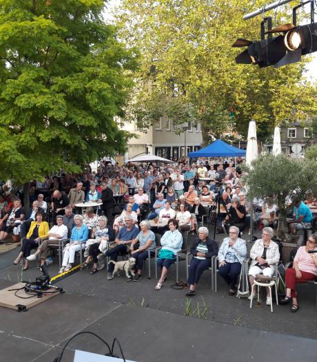Vierdaagse-orkest vooral in trek bij 50-plus in Groesbeek
