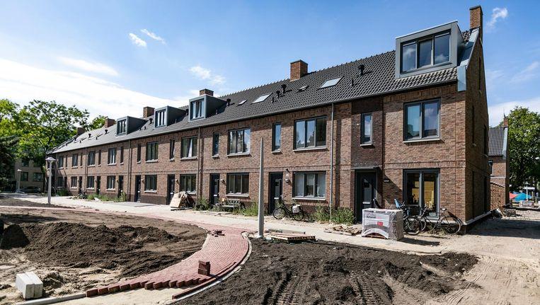 Het huis aan de Hofwijckstraat staat nu op Funda te koop met een vraagprijs van 825.000 euro. Beeld Eva Plevier