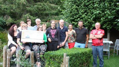 Supporters Klaas Vantornout schenken 1.000 euro aan Tordale