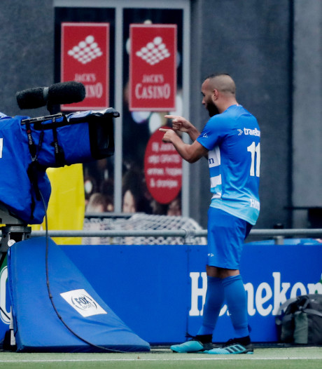 PEC Zwolle komt weer eens tot scoren en wint belangrijke kelderkraker