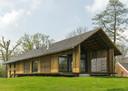 Voorbeeld van een schuurwoning zoals Bart van Pinxteren die wil gaan bouwen in de Slimme Wijk in Helmond.