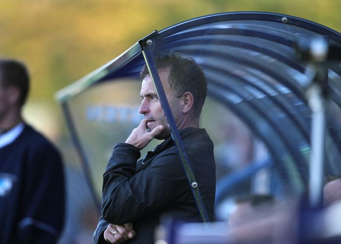 Trainer Marcel Lucassen vertrekt na dit seizoen bij Kilder.