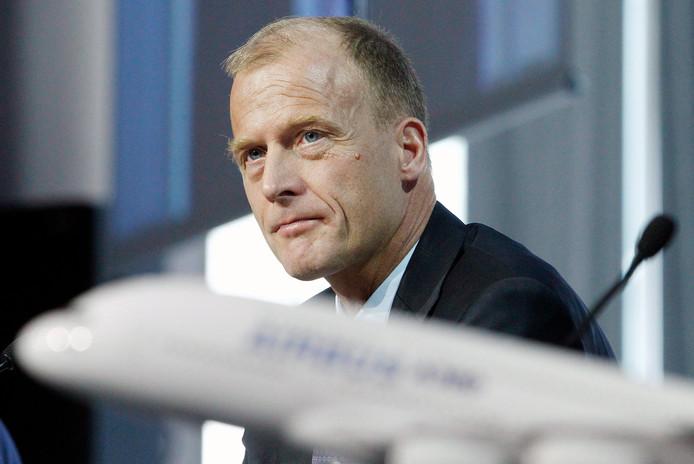 Topman van Airbus Tom Enders.