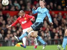 Koppers: Tegen Manchester United spelen was echt geweldig