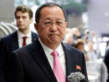 Noord-Korea ziet dreigende taal VS als oorlogsverklaring