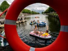 Rubberbootparty als kapstok voor opening BroedLoket