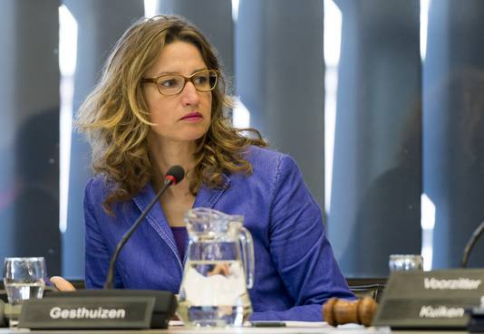 Sharon Gesthuizen.
