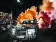 Gumball rally: racen voor de puissant rijken