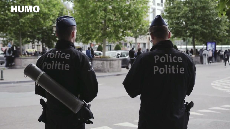 Racisme en politiegeweld in België door de ogen van een ex-agent, een jurist en een activiste Beeld Humo