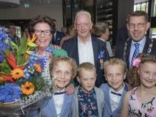 Koninklijke onderscheiding voor Maarten Moerman