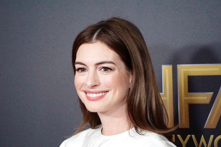 Anne Hathaway speelde de hoofdrol in 'Serenity'.
