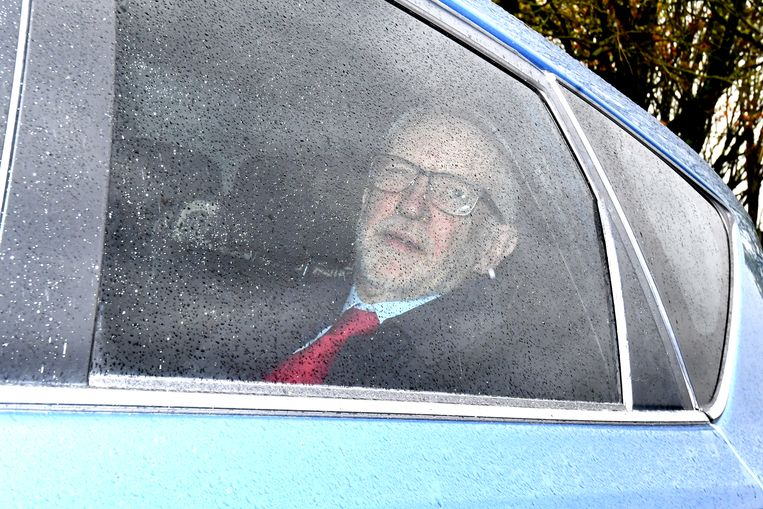 Labour-leider Jeremy Corbyn. Beeld Anthony Devlin/Getty Images