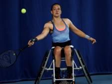 Wereldtopper Buis heeft niet langer 'juiste handicap' voor rolstoeltennis
