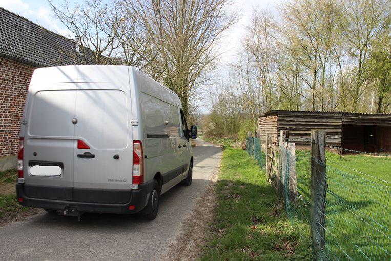 De snelheid in Den Daele verlaagt naar 50 kilometer per uur.