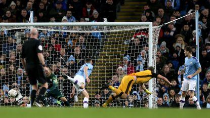 """Spits van vierdeklasser maakt grootspraak waar tegen City in FA Cup: """"Ik zou niet 40, maar 50 goals tegen Stones maken"""""""