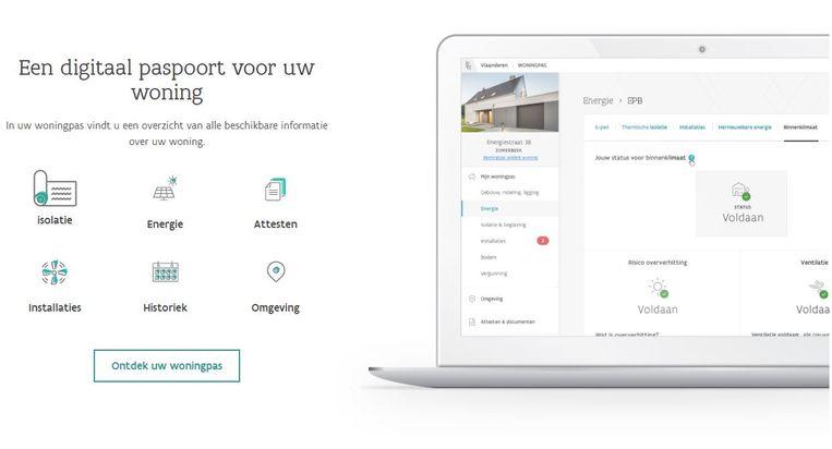 In dit initiatief van de Vlaamse overheid vind je alle keuringen, attesten en vergunningen van jouw huis terug.