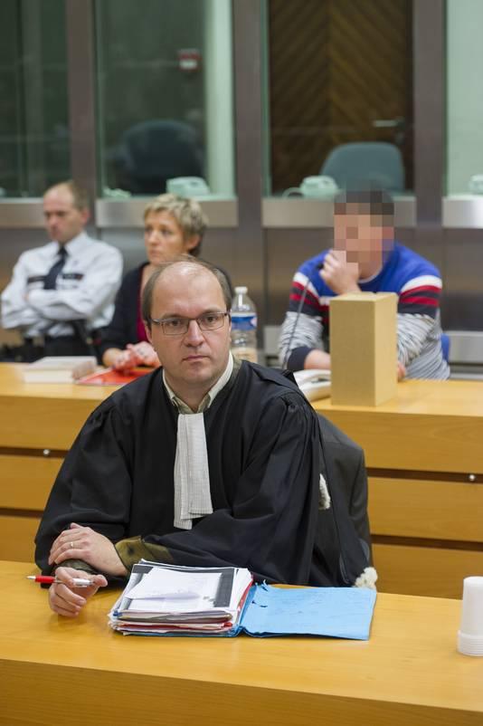 Me Patrick Davreux, avocat d'Etienne Dedroog