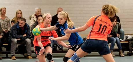 Handballers HMC vergeet te winnen tegen Twist
