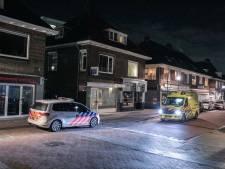 Man laat bloedspoor achter in Velp; politie onderzoekt verband tussen 'steekpartij' en autobrand