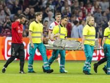 Rampseizoen Veltman compleet door zware knieblessure