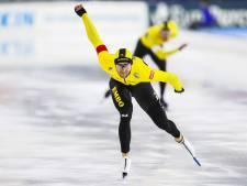 Krol, Verbij en Dijs pakken WK-tickets op 1000 meter, Nuis grijpt mis