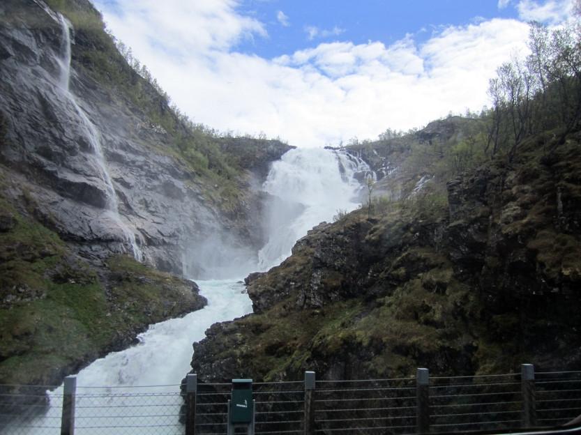In Noorwegen zijn nog vele mogelijkheden om waterkracht te benutten.