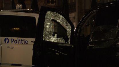 Brugse taxichauffeur krijgt kogel in de nek