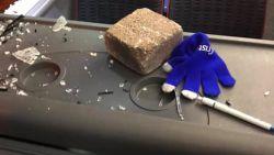 Rellen breken uit na wedstrijd STVV-Genk: supportersbussen bekogeld met stenen