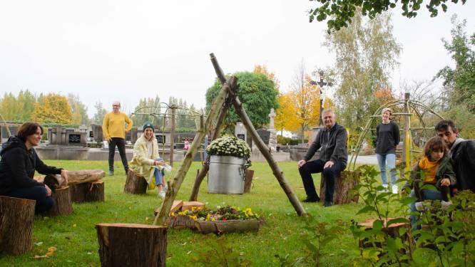 Tielrode krijgt als eerste een 'kindvriendelijke' begraafplaats