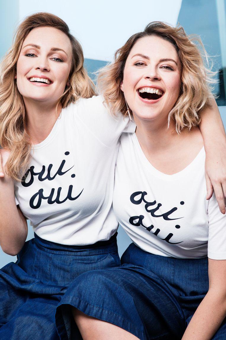 T-shirt Oui Oui € 14,99 Jeans culotte € 29,99