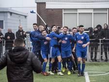 HSC'21 oefent tegen Suryoye uit Enschede