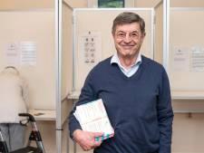 Na bijna vijftig jaar stembureau vindt Joop Polfliet uit Goes het mooi geweest