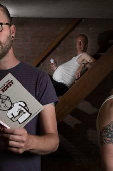 Raalter kunstenaar brengt boekje over Henkie Fluit