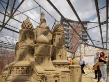 Zandsculpturenfestival kan terecht in Oss